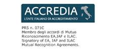 ente italiano accreditamento